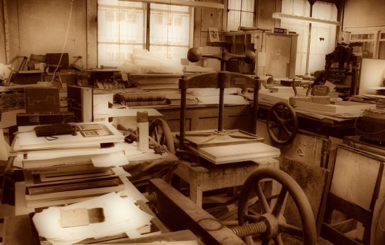 Old Fashion Bindery