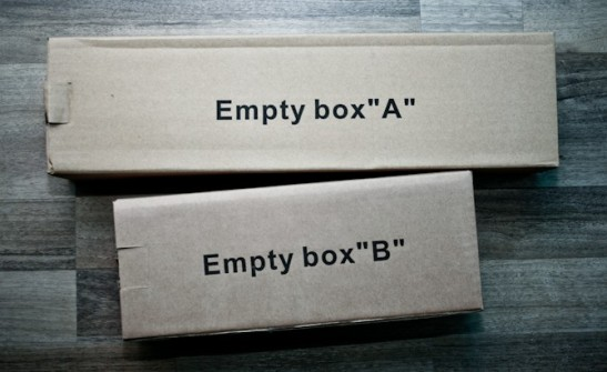 Empty Boxes by Bramdewijs